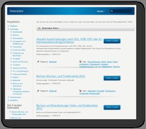 CKAN-Einsatz bei publicdata.eu